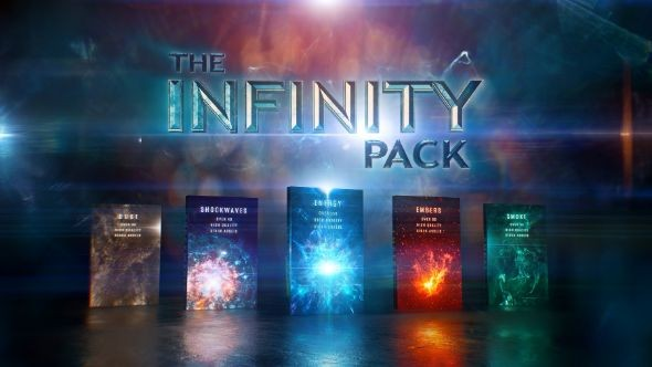 INFINITY: VFX ASSETS COLLECTION - Free Download