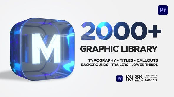 Premiere Pro Templates Graphics Library for Premiere Pro 32149019