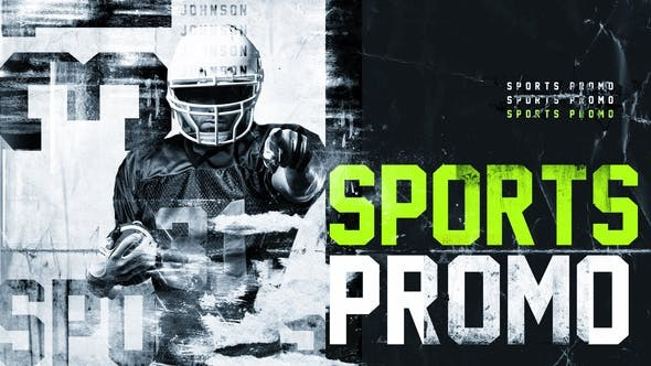 Sport 33050678 - After Effects Project Files