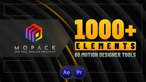 MoPack V1.5 - 29918969 - After Effects Project Files