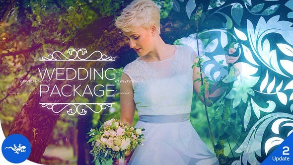 Wedding Package V2 22669041 - After Effects Project Files