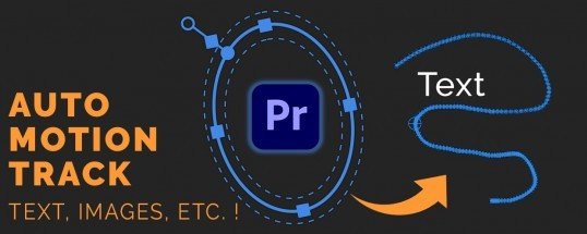 AEScript Auto Motion Tracker For Objects - Adobe Premiere Pro
